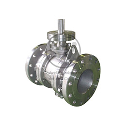 Trunnion Mounted Ball Valves VW-53