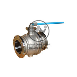 Trunnion Mounted Ball Valves VW-64