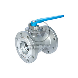Metal Seated Ball Valves VW-51Q