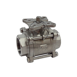 Metal Seated Ball Valves VW-34Q