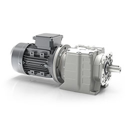 RC Series-In-line helical gearboxes