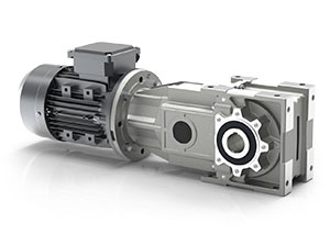 RO Series-3-stage in-line bevel helical gearboxes
