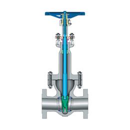 Cryogenic gate valves