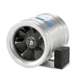 ECO MIXED FLOW IN-LINE FANS - EMF