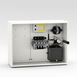 HCU Manual-control units