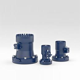 Hydrox hydraulic actuator