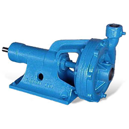 series 540-heavy duty end suction centrifugal pump