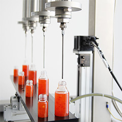 Filling Machine Dosing and Dispensing