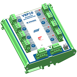 Fieldbus Bus Protector Profibus-PA and FOUNDATION ™ VBP10