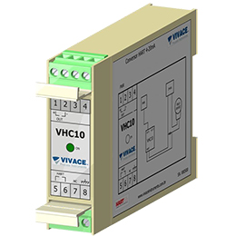HART to 4-20 mA Panel Converter VHC10-P