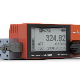 red-y compact series mass flow meters
