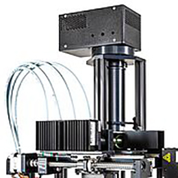 automated fluorescence microscope module