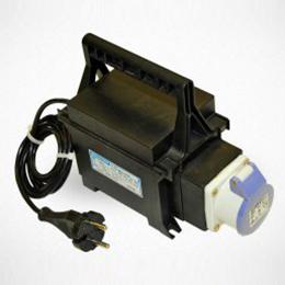 manual lamp transformers ht