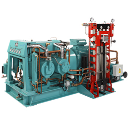 High Pressure Air-Gas Compressors