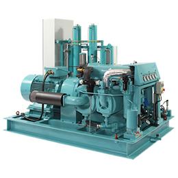 Rig Tensioning Compressors