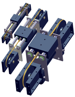 Guided Cable Cylinders
