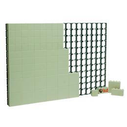 9000 series metal grid mosaic