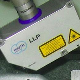 Werth Laser Line Probe LLP