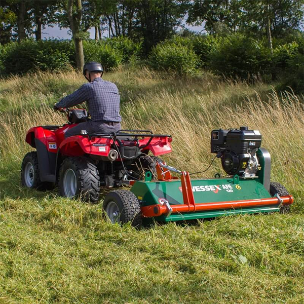 Afe-120 1 2m Flail Mower | Lawn & Garden Tractors/home Lawn Equip