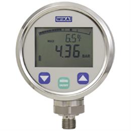 Digital pressure gauge model DG-10-E