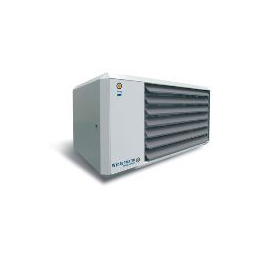Winterwarm TR - gas fired unit air heater