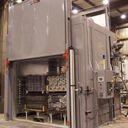 aluminum aging batch ovens