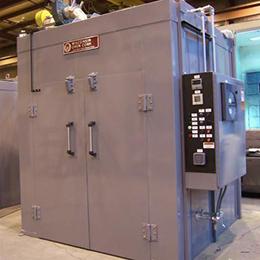 powder coating batch ovens