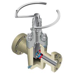 magnum gate valve