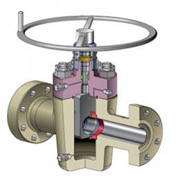 model 200m gate valve