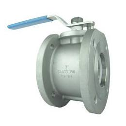1-PC Wafer Flanged Ball Valve ANSI Series