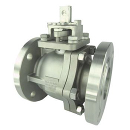 2-PC Flanged Ball Valve - DIN Series