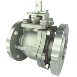 2-PC Flanged Ball Valve - JIS Series