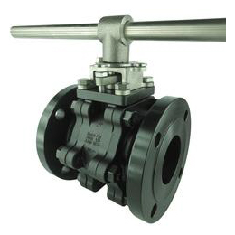 3-PC Flanged Ball Valve - JIS Series