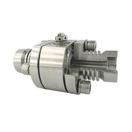 3-PC Socket Weld End Ball Valve-DIN