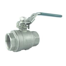 2-PC Treaded End Ball Valve-DIN