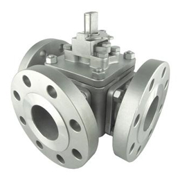3 Way Ball Valve-JIS