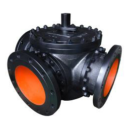 3 Way Ball Valve-Big Size