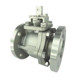2-PC Metal Seat Ball Valve - ANSI