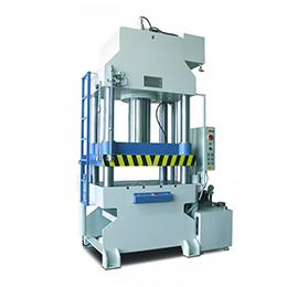 Hydraulic Rubber Vulcanizing Press 250 Ton