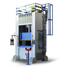 Monoblock hydraulic press 400 ton