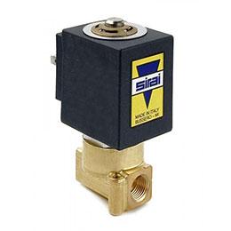sirai l120 solenoid valve